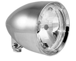 5.75″ Chopper Headlight in black