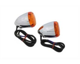 DOT Duce Turn Signal Red Lens
