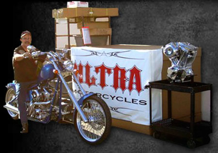 Ultra Offers Bike In A Box Kits