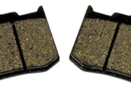 Ultra brake pads